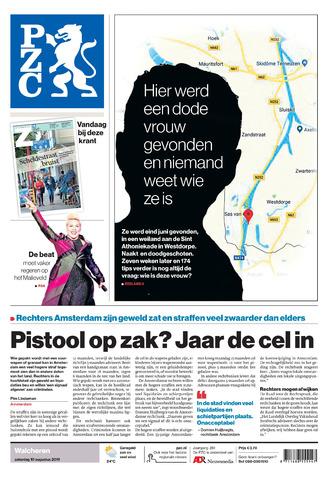 Provinciale Zeeuwse Courant 2019-08-10