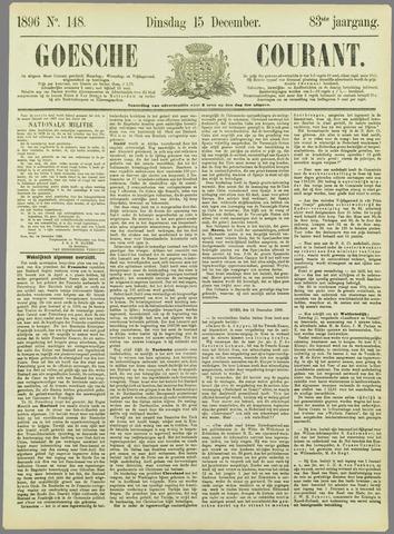 Goessche Courant 1896-12-15