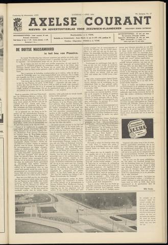 Axelsche Courant 1964-04-04