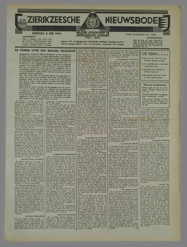 Zierikzeesche Nieuwsbode 1941-05-06