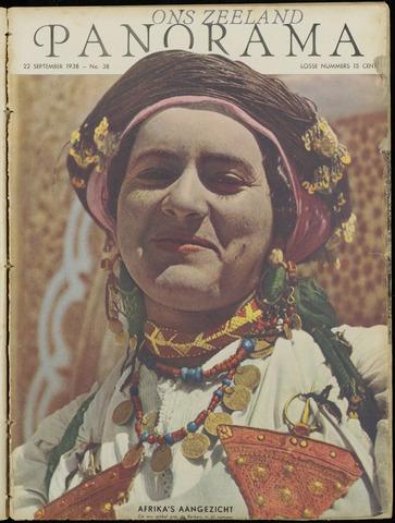 Ons Zeeland / Zeeuwsche editie 1938-09-22