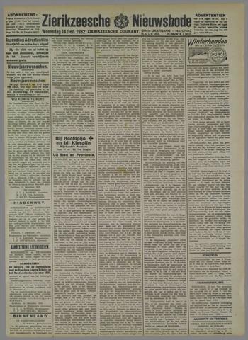 Zierikzeesche Nieuwsbode 1932-12-14