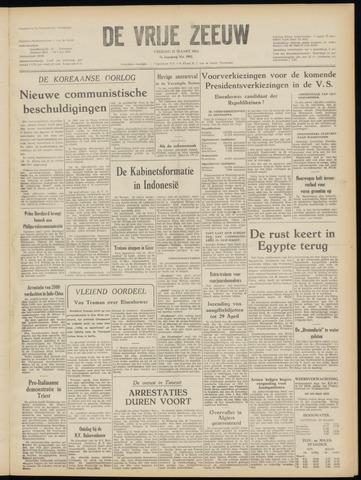 de Vrije Zeeuw 1952-03-21