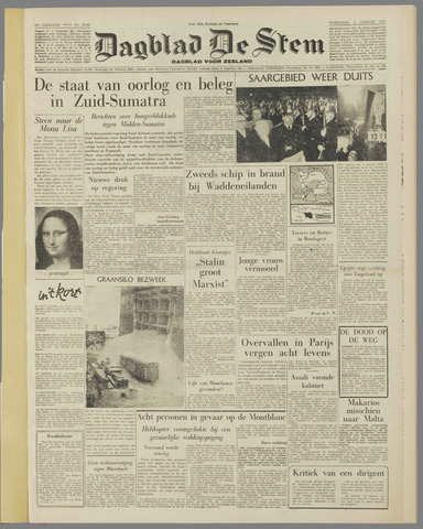 de Stem 1957