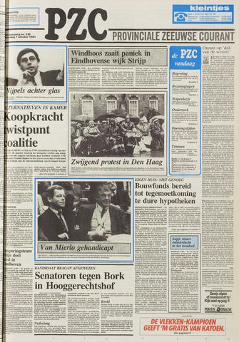 Provinciale Zeeuwse Courant 1987-10-07