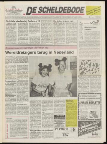 Scheldebode 1992-07-01