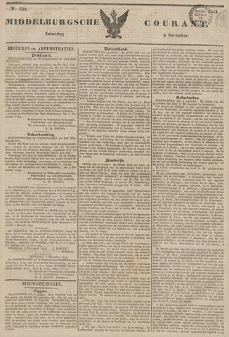 Middelburgsche Courant 1843-11-04