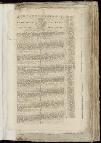 Middelburgsche Courant 1799-02-23