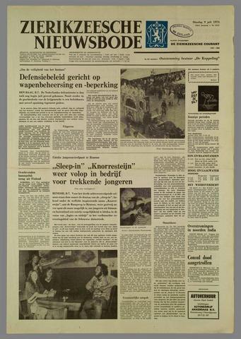 Zierikzeesche Nieuwsbode 1974-07-09