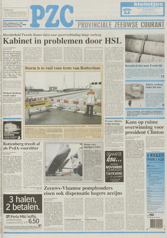 Provinciale Zeeuwse Courant 1996-11-05