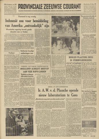 Provinciale Zeeuwse Courant 1957-12-12