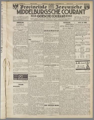Middelburgsche Courant 1934-09-13