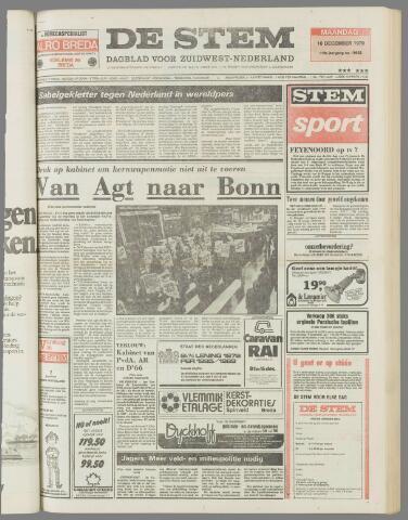 de Stem 1979-12-10