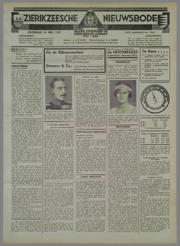 Zierikzeesche Nieuwsbode 1937-05-15