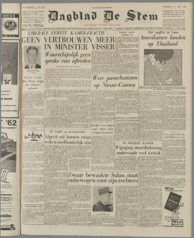 de Stem 1962-05-16