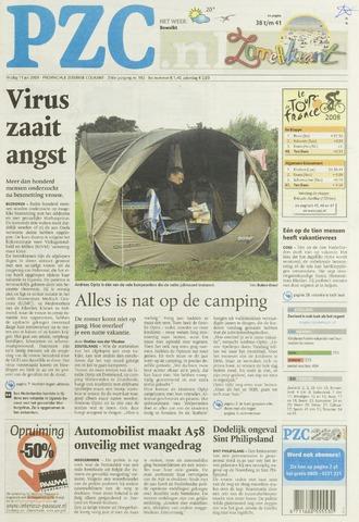 Provinciale Zeeuwse Courant 2008-07-11