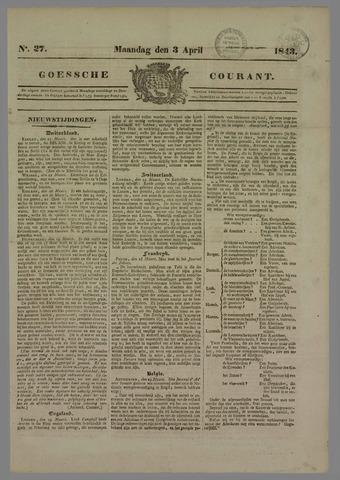 Goessche Courant 1843-04-03