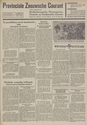 Provinciale Zeeuwse Courant 1941-05-01