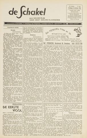 De Schakel 1964-10-02