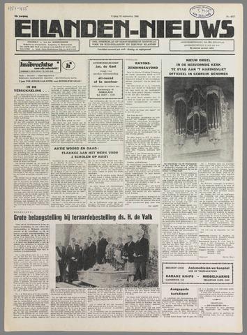 Eilanden-nieuws. Christelijk streekblad op gereformeerde grondslag 1980-09-19