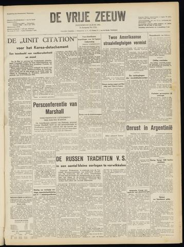 de Vrije Zeeuw 1951-06-14