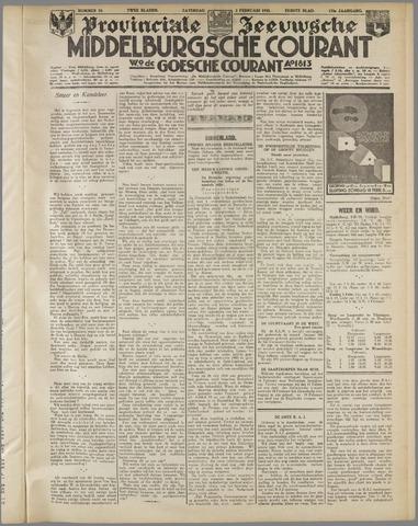 Middelburgsche Courant 1935-02-02