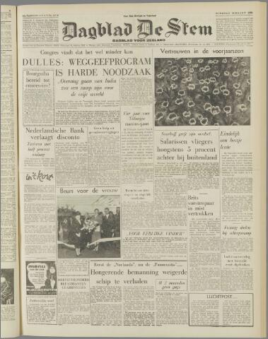 de Stem 1958-03-25