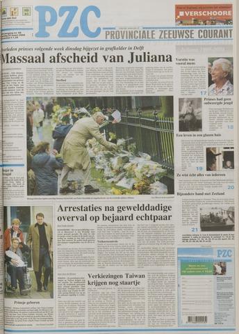 Provinciale Zeeuwse Courant 2004-03-22