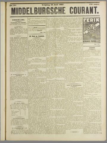 Middelburgsche Courant 1927-07-15