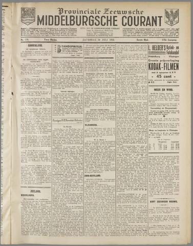 Middelburgsche Courant 1932-07-30