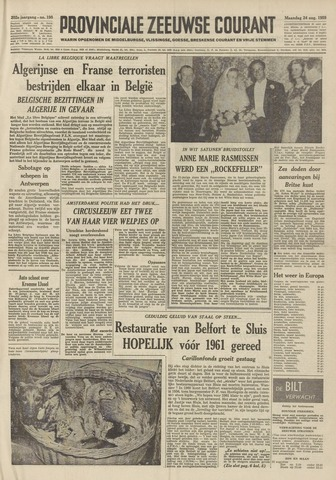 Provinciale Zeeuwse Courant 1959-08-24