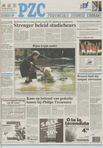 Provinciale Zeeuwse Courant 1998-06-24