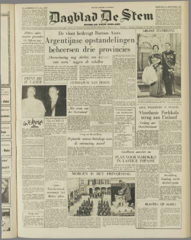 de Stem 1955-09-19