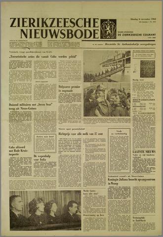 Zierikzeesche Nieuwsbode 1962-11-06