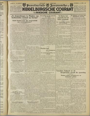 Middelburgsche Courant 1939-09-28
