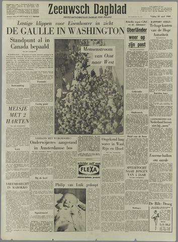 Zeeuwsch Dagblad 1960-04-22