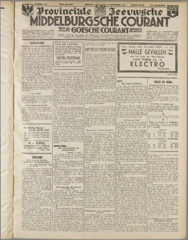 Middelburgsche Courant 1934-11-20