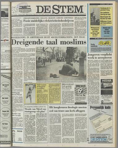 de Stem 1989-03-04