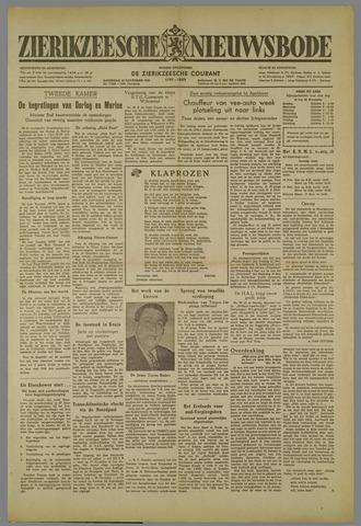 Zierikzeesche Nieuwsbode 1952-11-15