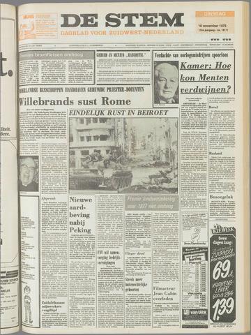 de Stem 1976-11-16