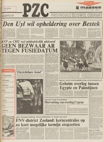 Provinciale Zeeuwse Courant 1979-05-21