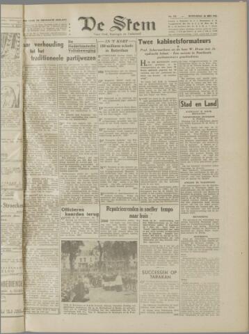 de Stem 1945-05-30