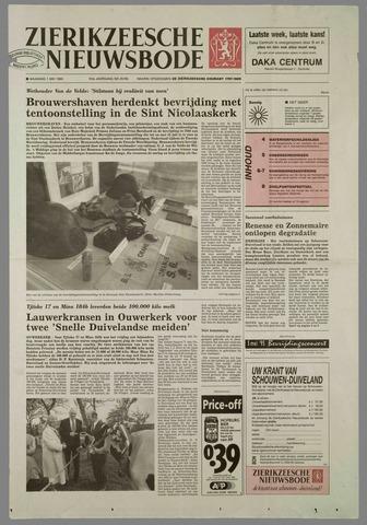 Zierikzeesche Nieuwsbode 1995-05-01