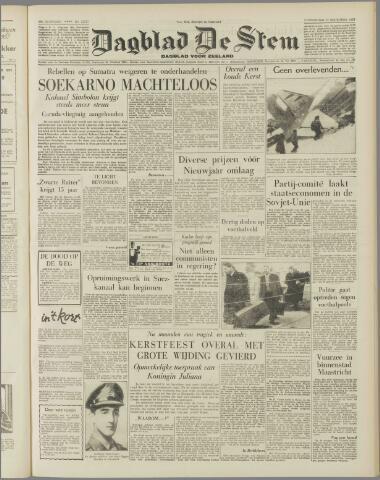 de Stem 1956-12-27