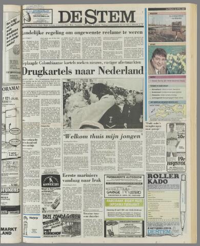 de Stem 1991-04-20