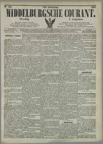 Middelburgsche Courant 1891-08-04