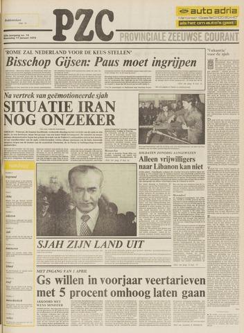 Provinciale Zeeuwse Courant 1979-01-17