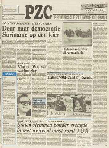 Provinciale Zeeuwse Courant 1981-05-02