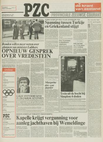 Provinciale Zeeuwse Courant 1976-07-24