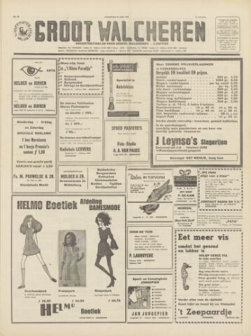 Groot Walcheren 1970-04-30